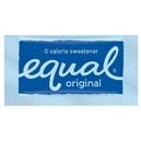 Equal Single Serve Packets Blue 500 Ct 1 Gram