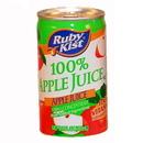 Ruby Kist Apple Juice Can 5.5 Ounces - 48 Per Case