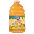 Ruby Kist Lemon Juice Bottle 1 Gallon - 4 Per Case