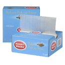 Handy Wacks Interfolded 6X10.75 Bakery Wax 1000 Per Pack - 10 Packs Per Case