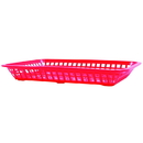 Tablecraft 1079R Large Grande Basket Red