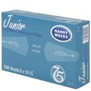 Handy Wacks 8 Inch X 10 Inch Interfolded Deli Premium Grade Paper 500 Per Pack - 12 Per Case