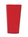 Colorware 32 Ounce Red Plastic Tumbler Cup 24 Per Pack - 1 Per Case