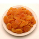 Azar Whole Dried Fruit Apricot 5 Pound Bag - 1 Per Case