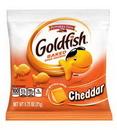 Pepperidge Farm Goldfish Cheddar Crackers .75 Ounce Bag - 300 Per Case