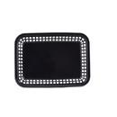 Tablecraft Grande Black Basket 36 Per Pack - 1 Per Case