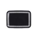 Tablecraft Mas Grande Black Basket 36 Per Pack - 1 Per Case