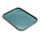 Serving Solutions NPL61000042 Tray - 10 X 14 - Teal (4005) - 24 Per Case