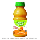 Florida Natural Growers' Pride From Concentrate Shelf Stable Orange Juice 10 Fluid Ounce - 24 Per Case