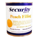 Filling Security Peach 6-7 Pound