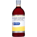 Mccormick Eggshade Food Color 1 Quart Bottle - 6 Per Case