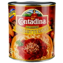 Contadina Deluxe Spaghetti Sauce 106 Ounce Cans - 6 Per Case