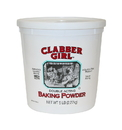 Clabber Girl 00350 Cs - 6 Clabber Girl Gluten Free Double Acting Baking Powder 5 Lb.