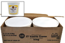 Gold Medal Ready-To-Spread Vanilla Creme Icing 11 Pounds Per Tub - 2 Per Case