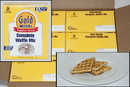 Gold Medal Baking Mixes Complete Waffle Mix 5 Pounds Per Pack - 6 Per Case