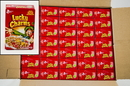 Lucky Charms Cereal .81 Ounces Per Singlepak Box - 70 Per Case