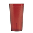 Cambro 800P2156 Tumbler Plastic 7.8 Ounce Ruby Red 24-1 Each