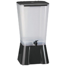 Tablecraft 5 Gallon Black Beverage Dispenser 1 Per Pack - 11 Per Case