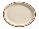 World Tableware DSD-14 Platter 13.25 Desert Sand 12-1 Each
