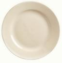 Princess White 7 1/8 Inch Cream White Rolled Edge Medium Rim Plate 36 Per Pack - 1 Per Case36-1 Each