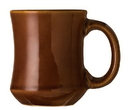 Ultima 7 Ounce Caramel Princess Mug 36 Per Pack - 1 Per Case