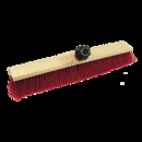 O-Cedar Commercial Maxi Lok Rough Surface Plastic Broom 1 Per Pack