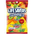 Lifesavers 402254 Gummies Five Flavor 7Oz 12/Cs