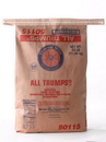 Gold Medal All Trumps Bakers High Gluten Bleached Bromated Enriched Flour 25 Pounds Per Pack - 1 Per Case