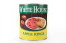 Commodity Whitehouse Spiced Apple Rings #10 Can - 6 Per Case