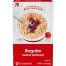 Ralston Regular Instant Oatmeal 12 Per Pack - 12 Per Case
