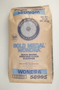 Gold Medal Wondra Quick Mixing Enriched Bleached Malted Flour 50 Pounds Per Pack - 1 Per Case