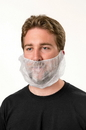 Cellucap Non-Dry Woven Beard Restraint 100 Per Pack - 10 Per Case