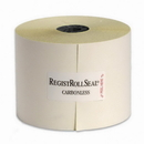National Checking 2225SP Tape Register 2.25 2 Ply White Canary Roll 1-40 Roll