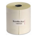 National Checking Register Roll 3 X 100' 2 Ply White Canary Kitchen Printer Roll 1-30 Roll