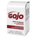 Gojo 800 Milliliter Pink & Klean Skin Cleanser 12 Per Case