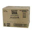 Kashi Organic Heart To Heart Honey Toasted Oat Cereal 28 Ounces Per Bag - 4 Per Case