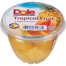 Dole In Juice Slice Tropical Fruit 7 Ounce Can - 12 Per Case