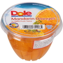 Dole In Juice Slice Mandarin Orange 7 Ounce Can - 12 Per Case