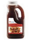 Minor'S Caribbean Style Sauce Ready-To-Use .5 Gallon - 4 Gallons Per Case