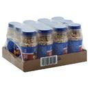 Planters Dry Roasted Unsalted Peanut 1 Pound Jar - 12 Per Case