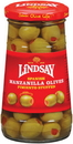 Lindsay Spanish Manzanilla Pimiento Stuffed Olives 5.75Oz Jar