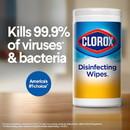 Clorox Disinfectant Fresh Scent Can Wipes 35 Per Pack - 12 Packs Per Case
