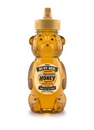 Busy Bee Bear Clover Honey 12 Ounces - 12 Per Case