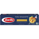 Barilla Thin Spaghetti Pasta 16 Ounces - 20 Per Case