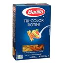 Barilla Tri-Color Rotini Pasta 12 Ounces Per Pack - 16 Per Case