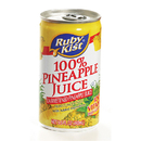 Ruby Kist Pineapple Juice Aluminum 5.5 Fluid Ounces - 48 Per Case