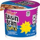 Kellogg'S Kosher Raisin Bran Cereal Crunch 2.8 Ounces - 6 Per Box - 4 Per Case