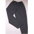 Pants Chef Black Baggy Style Small 1-1 Count
