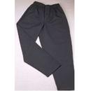 John Ritzenthaler CLFB-PANTSM Pants Chef Black Baggy Style Small 1-1 Count