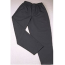 Pants Chef Black Baggy Style Large 1-1 Count
